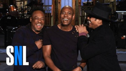 maxresdefault-1-500x281 Dave Chappelle Is Hosting SNL Tonight With Musical Guest, A Tribe Called Quest