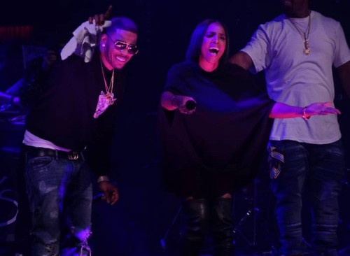 n24-500x366 Nelly Celebrated His Birthday With 2 Nights In Sin City (Videos & Photos)