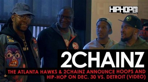 "2-Chainz-500x279 2 Chainz Announces ""TRU Tuesdays"" & His December 30th Performance with the Hawks Live from Benihana"