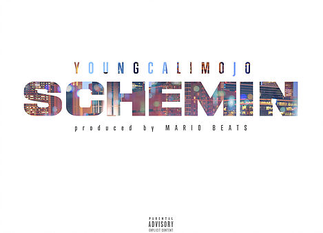 Young Cali Mojo – Schemin (Prod.By Mario Beats) (Video)