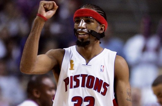 The Detroit Pistons Are Set To Retire Richard Hamilton's Jersey On Feb 26th