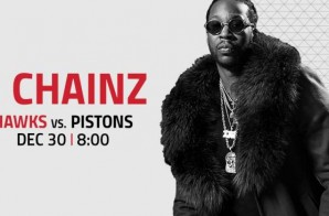 TRUUUUU: The Atlanta Hawks & 2Chainz Reconnect for Hoops and Hip-Hop on Dec. 30 vs. Detroit