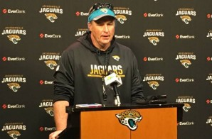 Thundercats: Doug Marrone Named the Interim Head Coach Of The Jacksonville Jaguars