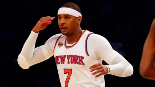 Melo-500x281 Knicks Tape: Carmelo Anthony's 35 Points Leads New York Past The Pacers (Video)
