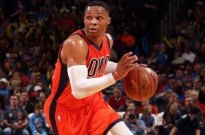 Why Not: OKC Thunder Star Russell Westbrook Records His Fifth Straight Triple-Double; Thunder Face the Hawks Tonight (Video)
