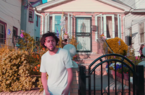 "J. Cole Has Some Choice Words For Kanye West & Drake On New Song, ""False Prophets (Be Like This)"" (Video)"