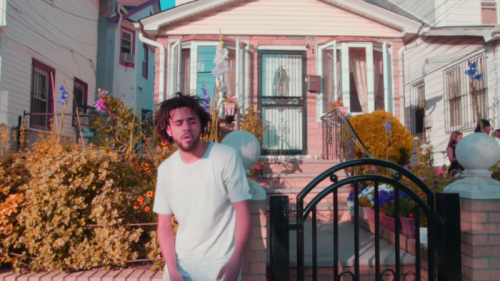 "Screenshot-48-500x281 J. Cole Has Some Choice Words For Kanye West & Drake On New Song, ""False Prophets (Be Like This)"" (Video)"