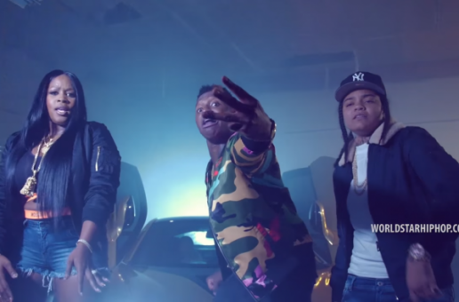 Phresher – Wait A Minute Ft. Remy Ma (Remix) (Video)