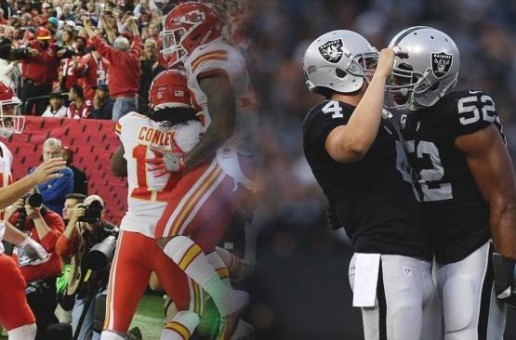 TNF: Oakland Raiders vs. Kansas City Chiefs (Week 14 Predictions)