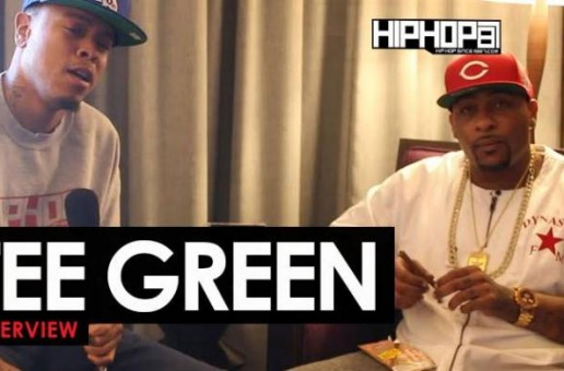T Green Talks 'Family & Money', Working With Blac Youngsta, Dynasty Family, Houston's Music Scene & More with HHS1987 (Video)