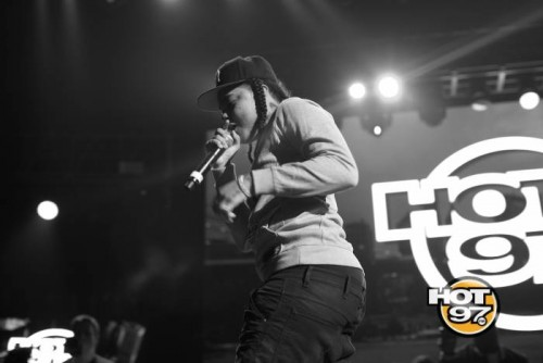 "YoungMA_Credit_KarlFerguson-500x334 Hot 97 Kept It ""Hot For The Holidays"" This Past Weekend w/ Usher, T.I., Fat Joe, Remy Ma & More!"