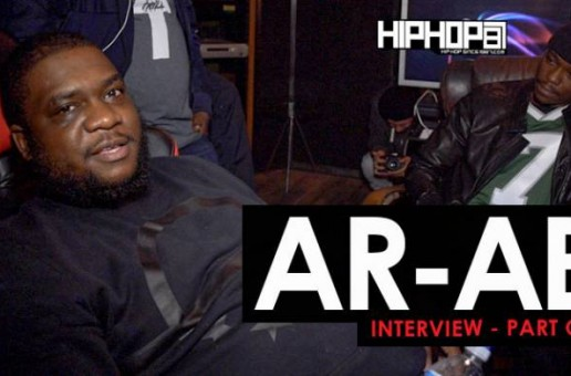 AR-AB December 2016 HipHopSince1987 Exclusive Interview Part 1 (Video)