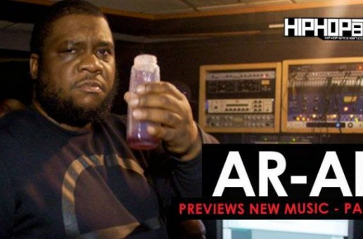 AR-AB Previews New Music – Part 2 (HipHopSince1987 Exclusive)