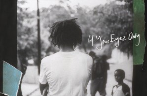 "J Cole Set To Release ""4 Your Eyez Only"" Album Next Week!"