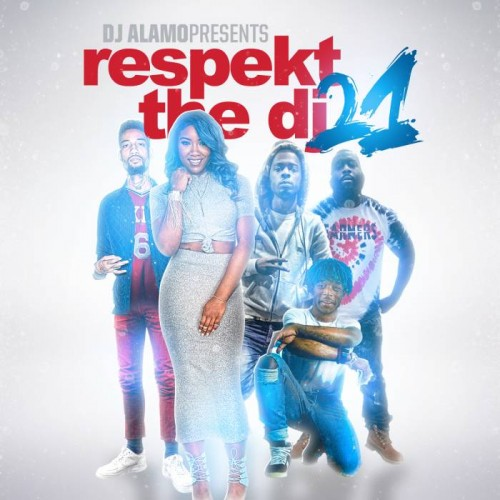 dj-alamo-cover-500x500 DJ Alamo - RESPECKT THE DJ PT. 21 - Philly Edition (Mixtape)