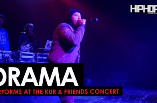 "Drama Performs at ""The Kur & Friends Concert"" (HHS1987 Exclusive)"