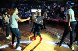 "Hoops & Hope: The Atlanta Dream Have Announced Their ""I Have a Dream"" Essay Contest"