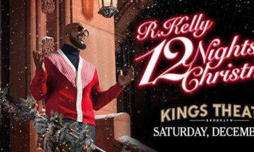 R. Kelly's 12 Nights of Christmas Tour