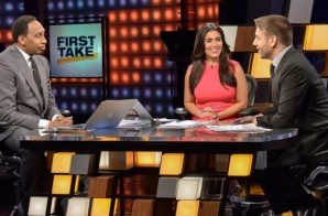 First Take Will Launch Their New Slot On ESPN With a Live Performance From Wale On January 3rd