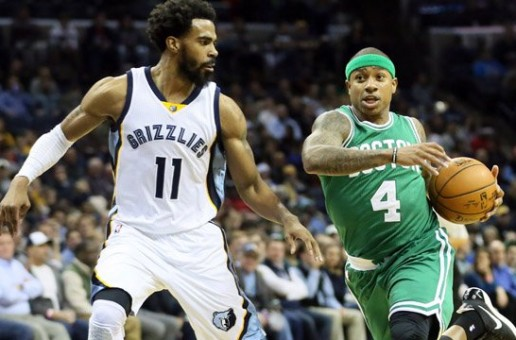 Celtic Pride: Celtics Star Isaiah Thomas Drops 44 Points In A (112-109) Win vs. The Memphis Grizzlies (Video)