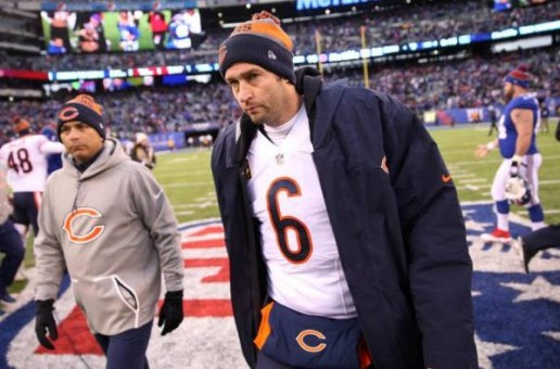 Done Deal In Chi-Town: Chicago Bears QB Jay Cutler Will Have Shoulder Surgery & Has Been Placed on IR