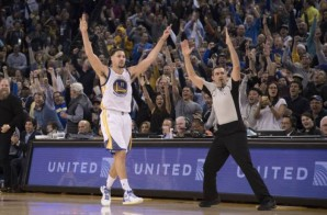 Deadpool: Warriors Splash Brother Klay Thompson Explodes For 60 Points in 29 Minutes (Video)
