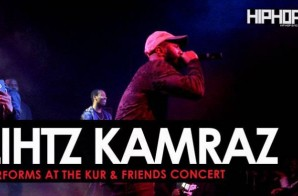 "Lihtz Kamraz Performs at ""The Kur & Friends Concert"" (HHS1987 Exclusive)"