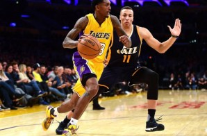 Lou Williams Drops 38 Points in the Lakers (107-102) Lost to the Utah Jazz