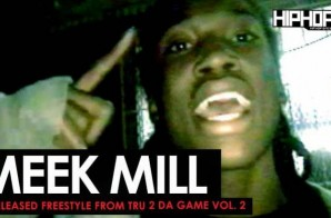 "Meek Mill Throwback Freestyle from ""Tru 2 Da Game Vol.2"" DVD Series"