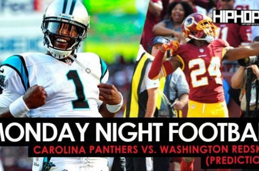 Monday Night Football: Carolina Panthers vs. Washington Redskins (Predictions)