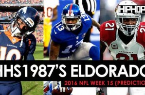 HHS1987's Eldorado 2016 NFL Week 15 (Predictions)
