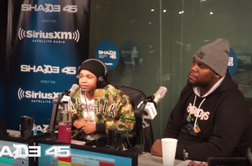 Dj Kayslay Interviews Nizzy Strawz & Teefy Bey (Ceo Do4Self) on Shade45