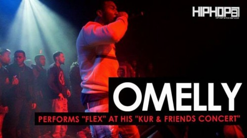 "omelly-flex-kur-show-500x279 Omelly Performs ""Flex"" at The ""Kur & Friends Concert"" (HHS1987 Exclusive)"