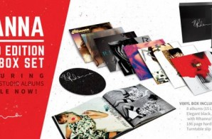 UMe Releases Rihanna's Limited Edition 15 LP Vinyl Box Set!