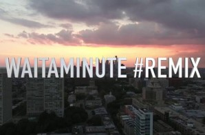 Bob Rollin & Yae Hustle – Wait A Minute (Remix Video)