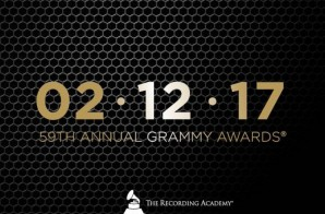 The Nominations For The GRAMMYs 2017 Have Been Announced!
