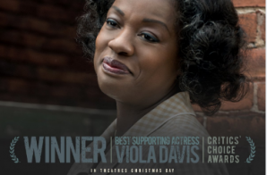 Viola Davis Wins Best Supporting Actress at 2016 Critics' Choice Awards