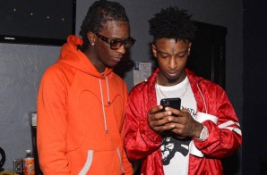 "Young Thug Teases ""Petty"" Ft. 21 Savage"