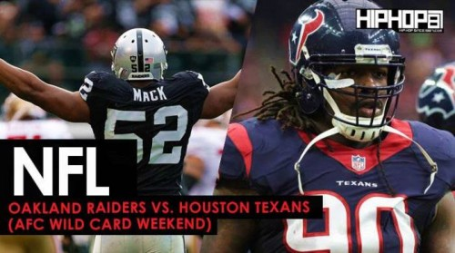 AFC-500x279 Oakland Raiders vs. Houston Texans (AFC Wild Card Weekend) (Predictions)