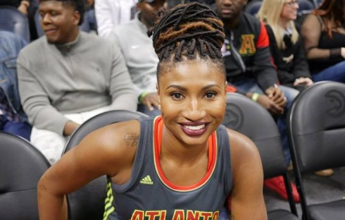 Angel-500x320 Atlanta Dream Star Angel McCoughtry Announces She Will Be Taking Time Off During 2017 Season