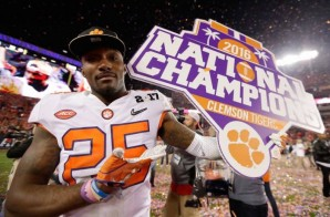 Tide Rolled: Deshaun Watson & Clemson Defeat Alabama (35-31) To Be Named The 2017 National Champions