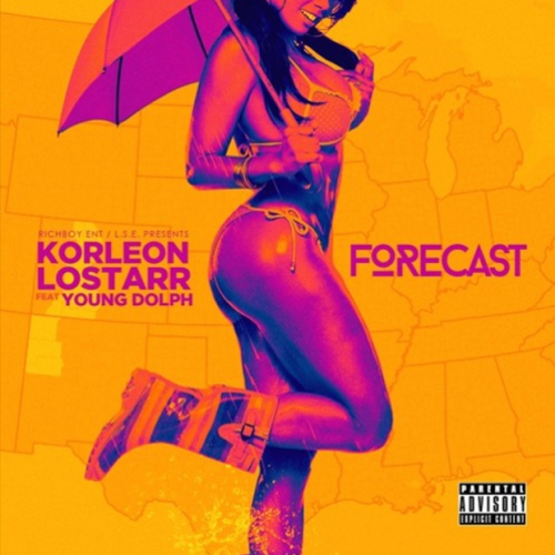 Forecast-500x500 C.U.B. - Forecast Ft. Young Dolph