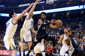 Grind City: Mike Conley & Zach Randolph Lead Memphis To A Overtime Victory vs. The Warriors (Video)