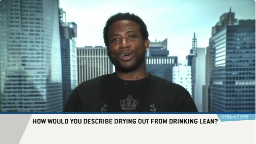 Gucci Mane Talks The Rebirth Of His Career, Addiction, Music & More On ESPN's Highly Questionable (Video)
