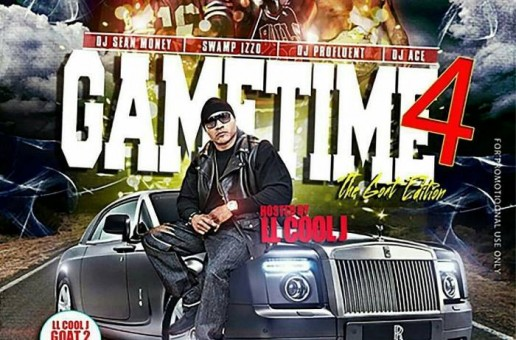 "LL Cool J host ""Game Time 4"" new mixtape from DJ Sean Money, DJ Profluent & more"