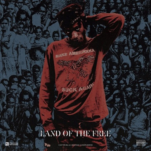 Joey-500x500 Joey Bada$$ - Land Of The Free