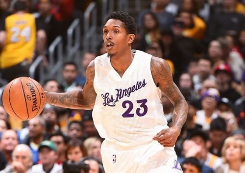 Lou-2-500x353 Shining Star: Vote For Lakers 6th Man Lou Williams To Be Named To The 2017 NBA Western Conference All-Star Team