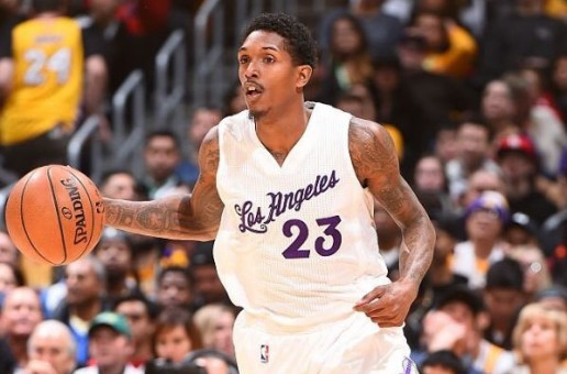 Shining Star: Vote For Lakers 6th Man Lou Williams To Be Named To The 2017 NBA Western Conference All-Star Team