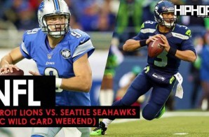 Detroit Lions vs. Seattle Seahawks (NFC Wild Card Weekend) (Predictions)