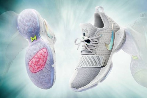 "Nike-PG1-Two-500x334 PG-13: Nike Debuts Indiana Pacers Star Paul George's Upcoming Signature Sneaker The ""PG1"""